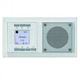 Встраиваемое радио Peha Aura Белый (D 20.485.64 Radio) 174713