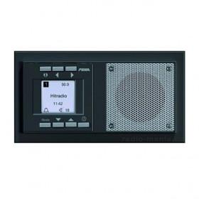 Встраиваемое радио Peha Aura Антрацит (D 20.485.64) Radio 174813