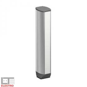 ISM20220 Мини-колонна 2-сторонняя через люк 0,43 м на 12 механизмов 45*45мм(OptiLine 45), Алюминий