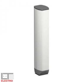 ISM20221 Мини-колонна 2-сторонняя через люк 0,43 м на 12 механизмов 45*45мм(OptiLine 45), Белая
