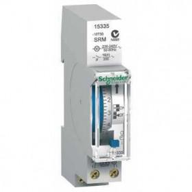 15335 Реле времени электромеханическое суточное 1-канальное(IH 24h 1c SRM) 16А
