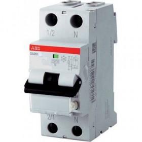 "2CSR245040R1104 Дифференциальные авт.выключатель(DS201 L) 1Р+N 10А 30мA 4.5кА хар.""C"" тип АС"