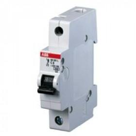 "2CDS241001R0634 Автоматический выключатель 1-полюс 63А хар. ""С""  4,5кА (ABB SH201L)"