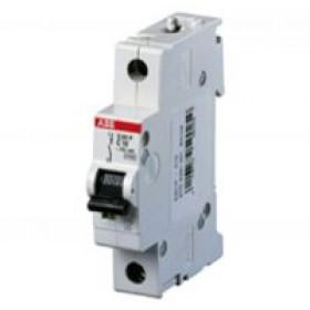 "2CDS251001R0824 Автоматический выключатель 1-полюс 100А хар. ""С""  6кА (ABB S201-C 100)"