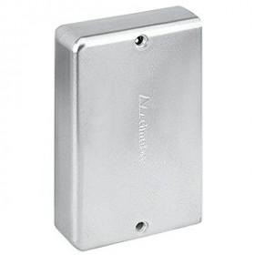 TKA905502-8 Заглушка торцевая для кабель-канала 90*55, Алюминий
