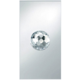 Выключатель Berker TS Crystal Ball 168578 IP20