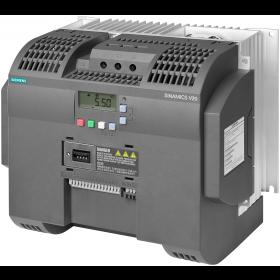6SL3210-5BE27-5CV0 Преобразователь частоты (SINAMICS V20) 3 фазы, 400V, мощность 7,5кВт с фильтром