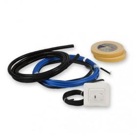 EFHFK6+T Тёплый пол комплект FinnKit 600 Вт + датчик ECO10FJ