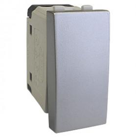 850103 Выключатель 45х22,5 мм 16A (LK45), АЛЮМИНИЙ