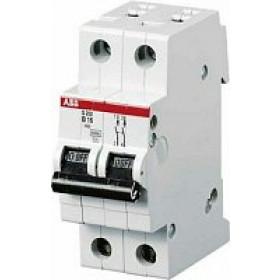 "2CDS242001R0504 Автоматический выключатель 2-полюса 50А хар. ""С""  4,5кА (ABB SH202L)"