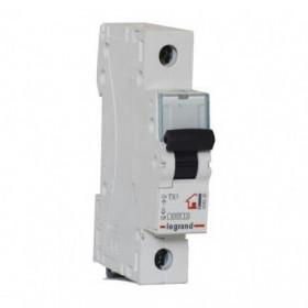 """404030 Автоматический выключатель 1-полюс 25A хар """"С"""" 6кА (TX3)"""