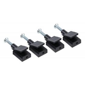 Фиксаторы ZEO-B2 для фаль-шполов 15-35 мм (4 шт) 49863.00