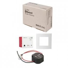 52604 KBSound In-Wall Bluetooth Встраиваемый в стену приемник Белый