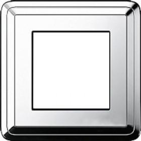 Рамка 1-ая Gira ClassiX Art Хром 211681 IP20