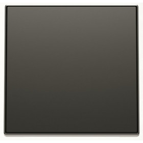 2CLA850700A1501 Накладка вывода кабеля ABB Niessen SKY Чёрный бархат