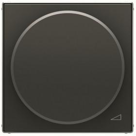 2CLA856020A1501 Накладка диммера ABB Niessen SKY Чёрный бархат
