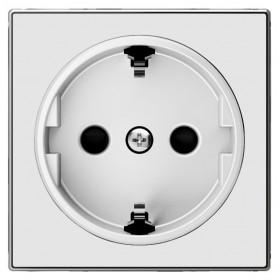 2CLA858800A1101 Накладка розетки электрической ABB Niessen SKY Альпийский Белый