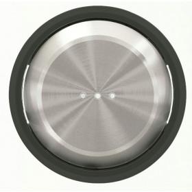 2CLA860130A1501 Клавиша с подсветкой SKY Moon кольцо Чёрное Стекло