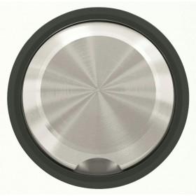 2CLA860700A1501 Накладка вывода кабеля SKY Moon кольцо Чёрное Стекло