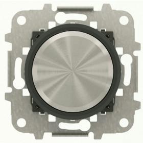 2CLA866000A1501 Диммер универсальный 60-500 Вт SKY Moon кольцо Чёрное Стекло