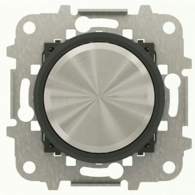 2CLA866020A1501 Диммер электронный для LED 2-100Вт SKY Moon кольцо Чёрное Стекло
