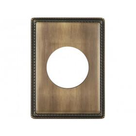 Рамка 1-ая Fontini Venezia Античная бронза 39801532 IP20