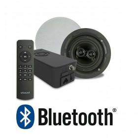 Встраиваемое радио Stereo Artsound Crazy-Pack Hyde с Bluetooth и динамики FL550 круглые