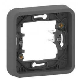 MUR34108 Рамка 1-я Mureva Styl IP55 Schneider Electric Антрацит