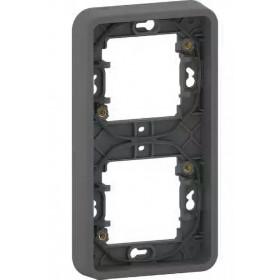 MUR34151 Рамка 2-я Mureva Styl IP55 Schneider Electric Антрацит