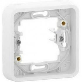 MUR39108 Рамка 1-я Mureva Styl IP55 Schneider Electric Белый