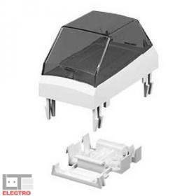 Адаптор под 2 модуля 18 мм для лючков OptiLine 45 ISM50811