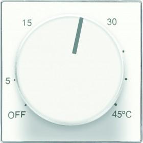 2CLA854090A1101 Накладка терморегулятора ABB Niessen SKY Альпийский Белый