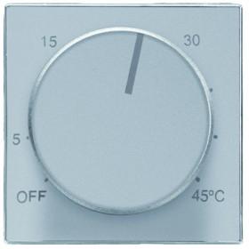2CLA854090A1301 Накладка терморегулятора ABB Niessen SKY Серебристый Алюминий