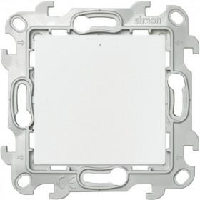 2450204-030 Выключатель с 2-х мест с подсветкой Simon 24 Harmonie Белый