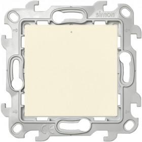 2450204-031 Выключатель с 2-х мест с подсветкой Simon 24 Harmonie Слоновая кость
