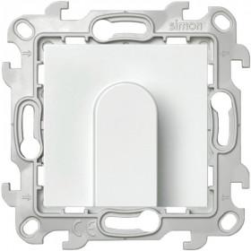 2410801-030 Вывод кабеля Simon 24 Harmonie Белый