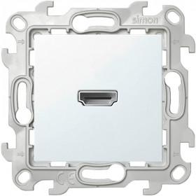 2411094-030 Розетка HDMI Simon 24 Harmonie Белый