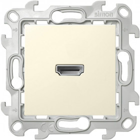2411094-031 Розетка HDMI Simon 24 Harmonie Слоновая кость
