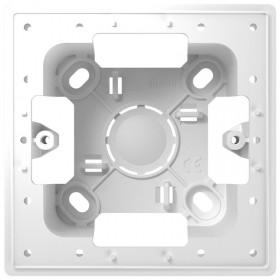 Коробка 1-ая накладного монтажа Simon 24 Harmonie Белый 2400751-030