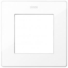 Рамка 1-ая Simon 24 Harmonie Белый 2400610-030