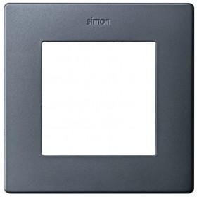 Рамка 1-ая Simon 24 Harmonie Графит 2400610-038