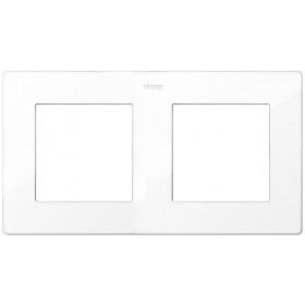 Рамка 2-ая Simon 24 Harmonie Белый 2400620-030