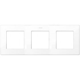 Рамка 3-ая Simon 24 Harmonie Белый 2400630-030