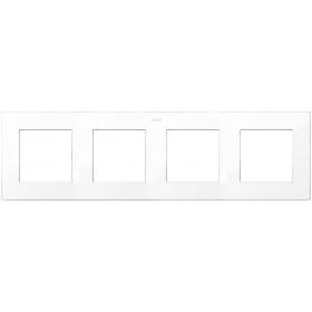 Рамка 4-ая Simon 24 Harmonie Белый 2400640-030