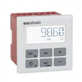 KBSound Display Встраиваемое радио Белый 32801