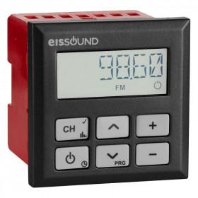 32851 KBSound Display Встраиваемое радио Черный