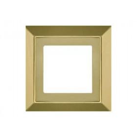 Рамка 1-ая Fede Barselona Bright Gold FD01251OB IP20