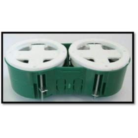 Монтажная коробка Greenel Мезонин GE70034 IP20