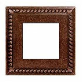 Рамка 1-ая Fede Sevilla Rustic Copper FD01231RU IP20