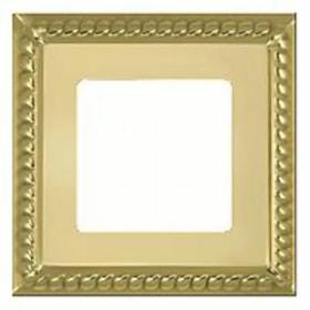 Рамка 1-ая Fede Sevilla Bright Gold FD01231OB IP20